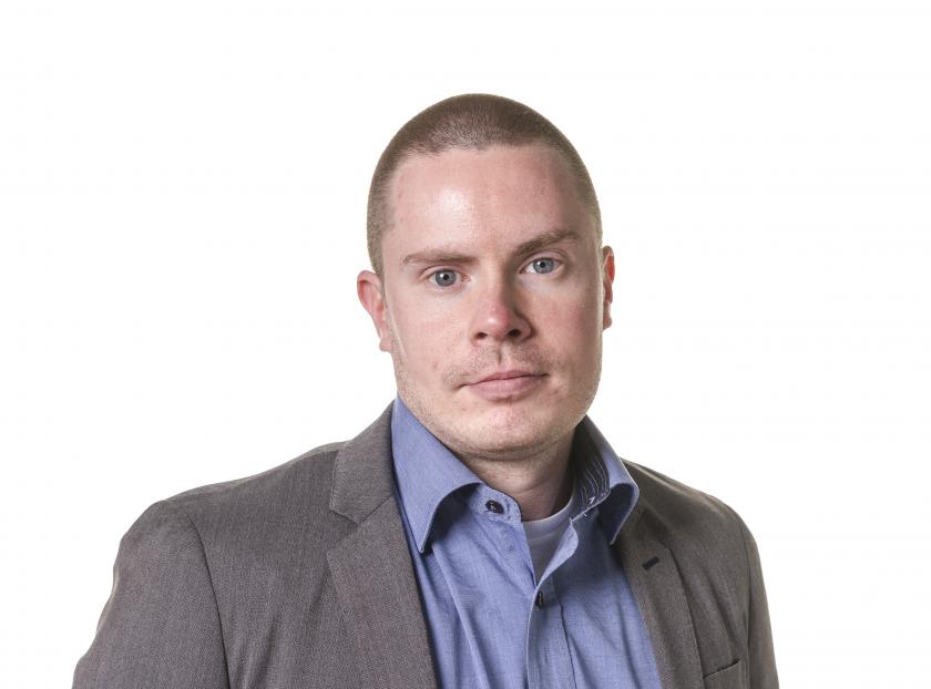 Postdoc Carsten Pedersen